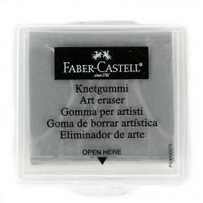 """Ластик """"Клячка"""" Faber-Castell серый"""