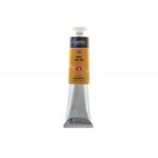 Краска маслян. 120мл охра светлая Ладога